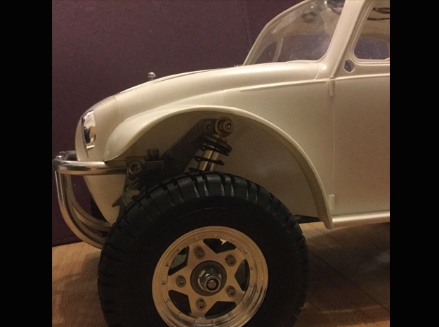 Sand Scorcher Wheel Arches / Inner Fenders set