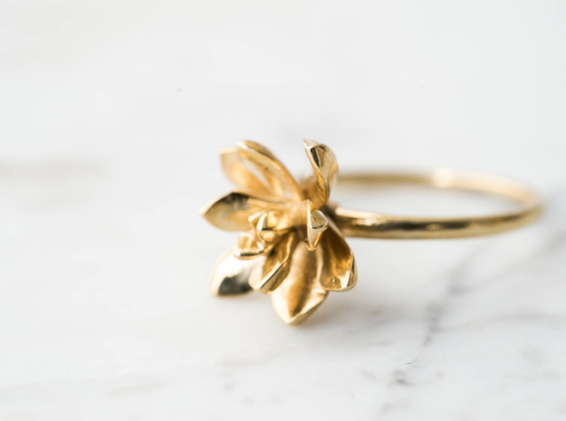 Succulent Stacking Ring No. 3