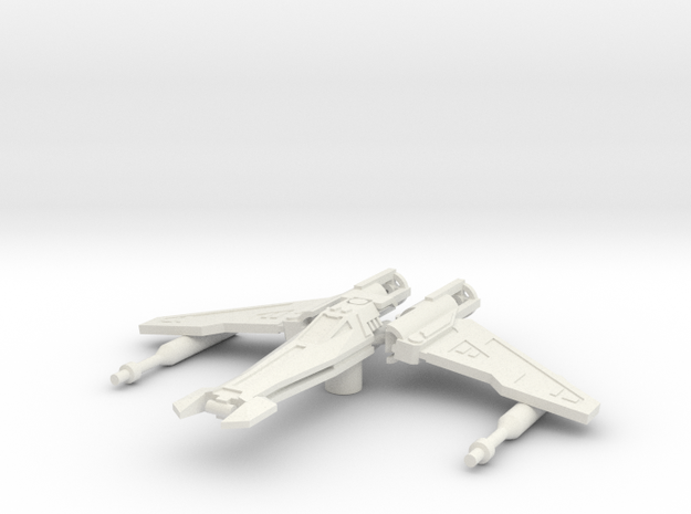 Liberator Starfighter 1/270 3d printed