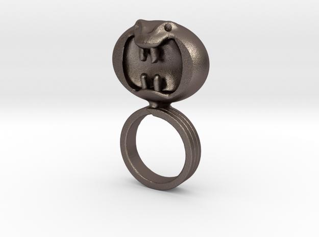 Dark Helmet's ring from Spaceballs Schwartz