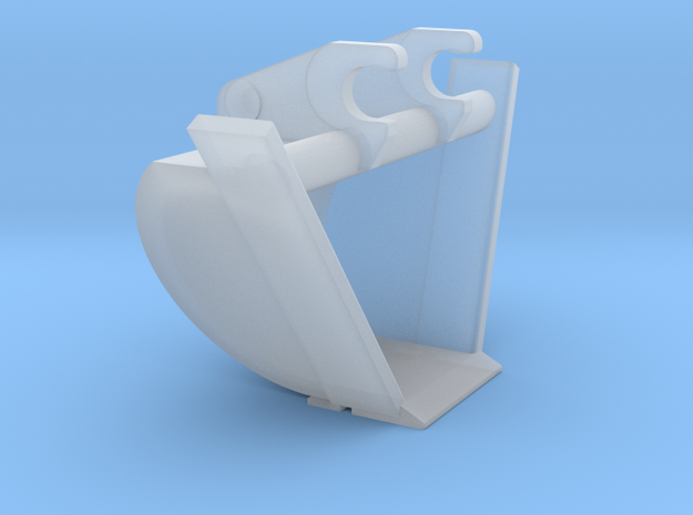 336 D Trap Bucket in Smooth Fine Detail Plastic
