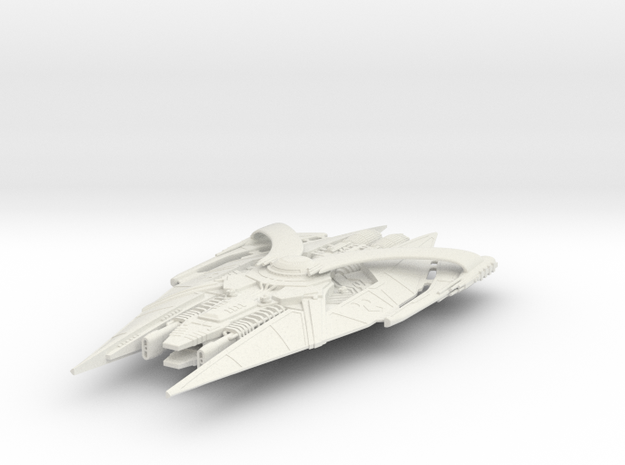 NR Advanced Cruiser in White Natural Versatile Plastic