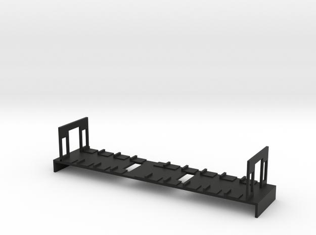 Inneneinrichtung Hamburg V3 in Black Strong & Flexible