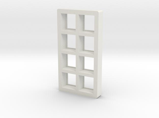 Cherry MX 8 Switch Tester in White Natural Versatile Plastic