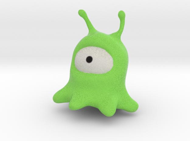 """Brain Slug 3"""" in Full Color Sandstone"""