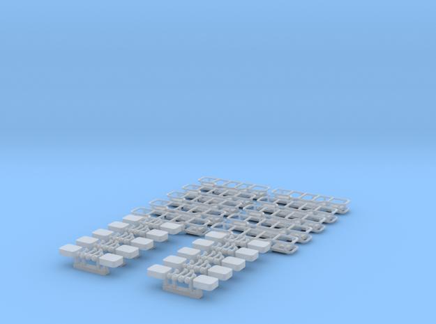 10x Astabweiser LF 16KatS 2014 in Smooth Fine Detail Plastic