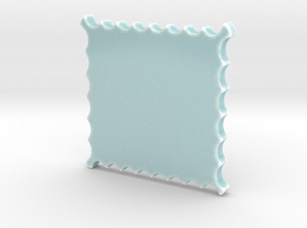Celadon Selfie Stamp Wall Frame