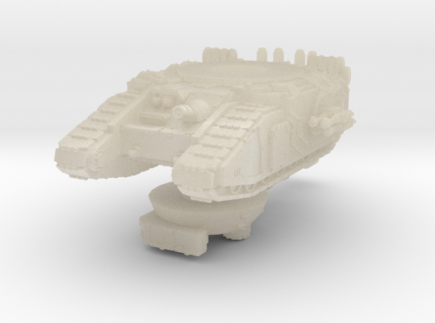 6mm Claymore Superheavy Sci-Fi Tank