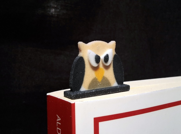 bookmark - S79 - thinking! in Full Color Sandstone