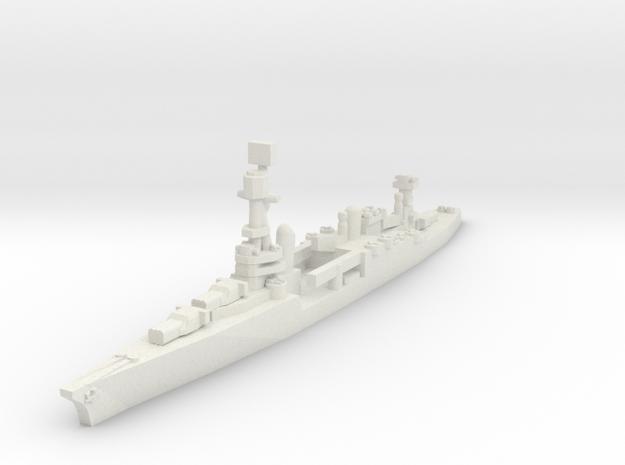Northampton class cruiser 1/2400 in White Strong & Flexible