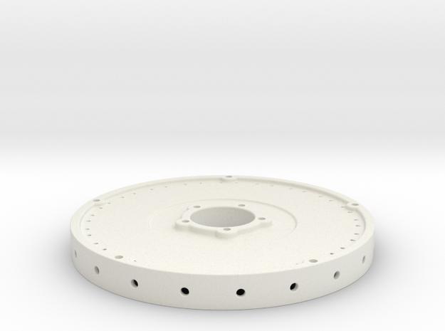 Soporte PM QC in White Natural Versatile Plastic