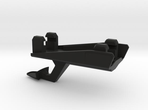 FS2KMLOKTG    2 slot in Black Natural Versatile Plastic