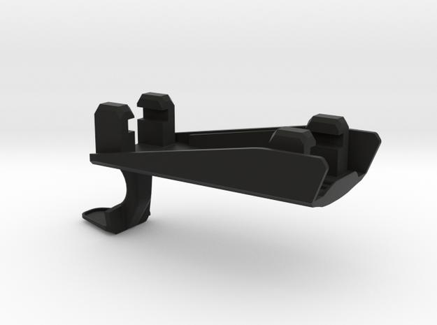FS2KMLOKTG  3 slot in Black Natural Versatile Plastic