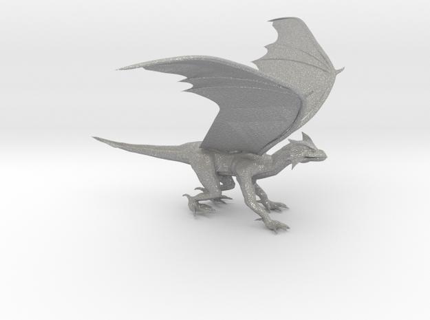 Dragon Green 3d printed