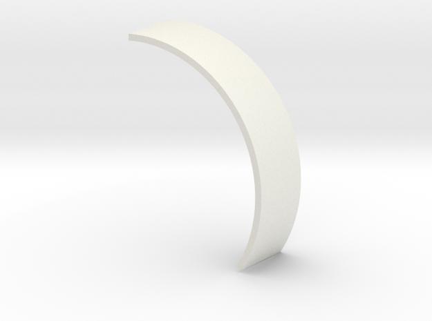 1/87 Lg/004 in White Natural Versatile Plastic