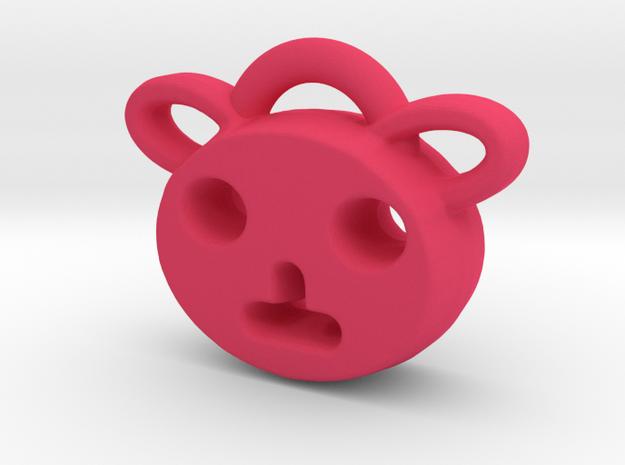 cow nose in Pink Processed Versatile Plastic