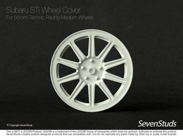 Racing Wheel Cover 07_56mm