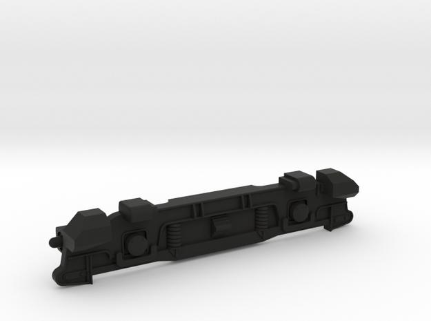 20235 Sideframe for Hornby Dublo E3002 model in Black Natural Versatile Plastic