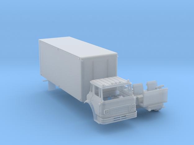 N-scale Cargostar w/22 Foot Box Van
