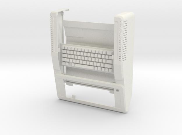 Apple IIe Raspberry Pi Enclosure SHELL 3d printed