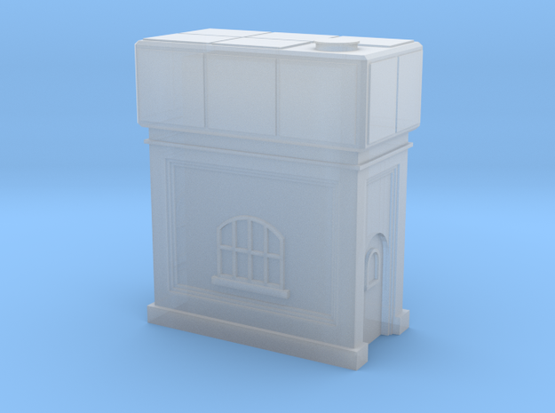 (1:450) GWR Water Tower #3 in Frosted Ultra Detail