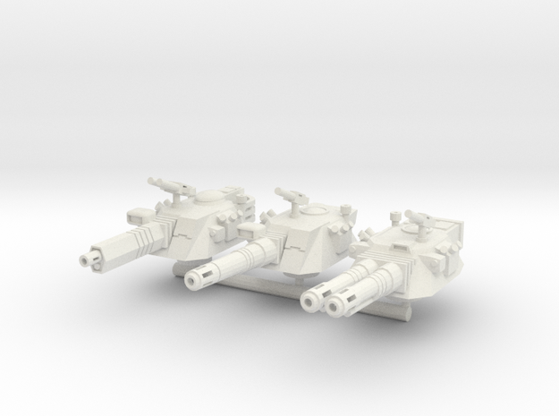 40k scale Turrets set
