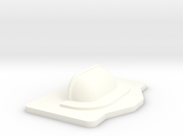 Aireint in White Processed Versatile Plastic