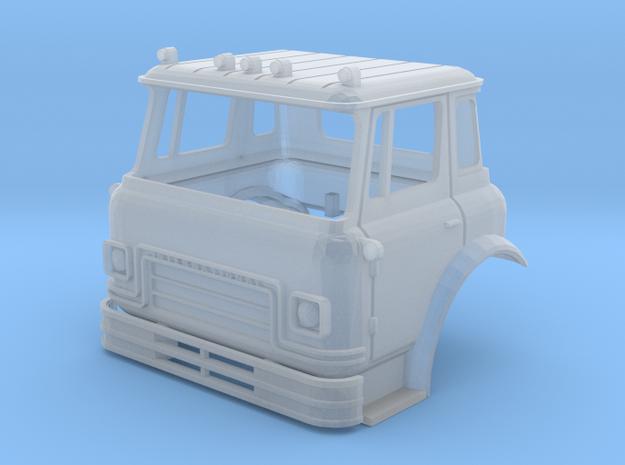 HO-Scale Cargostar Cab