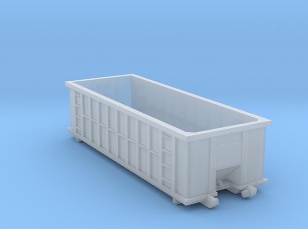 Industrial Dumpster 30yd - N 160:1 Scale