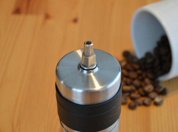 Coffee Grinder Bit For Drill Driver CDP-RE