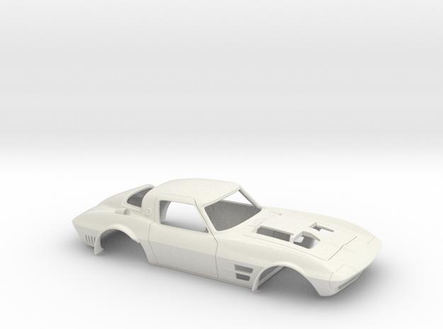 1/12 Corvette Grand Sport 1964