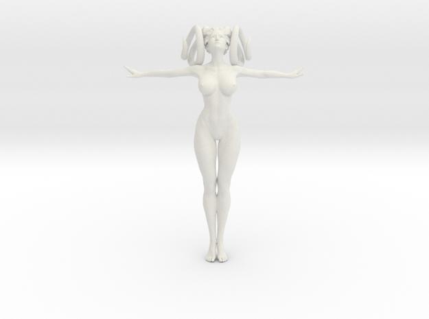 1/10 Evil Sexy Girl 002 Plan 02 in White Natural Versatile Plastic