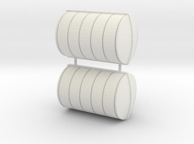 Liferaft 28x17 in White Strong & Flexible