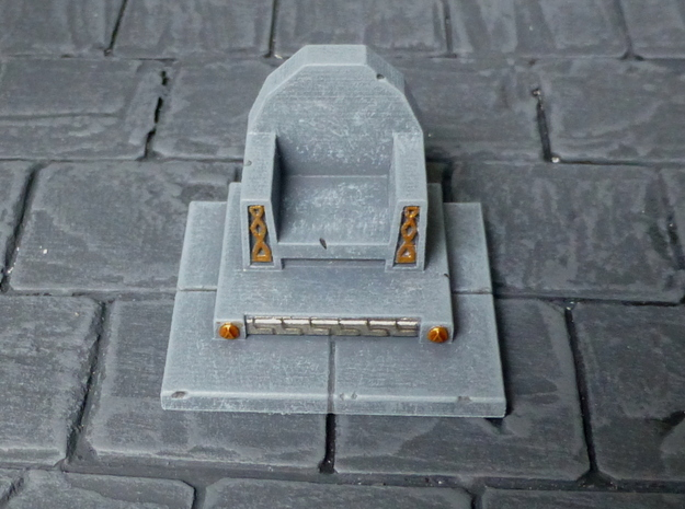 Dwarf Throne