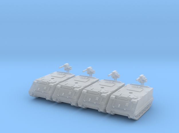 MG144-NATO01 M113A1 Platoon 3d printed