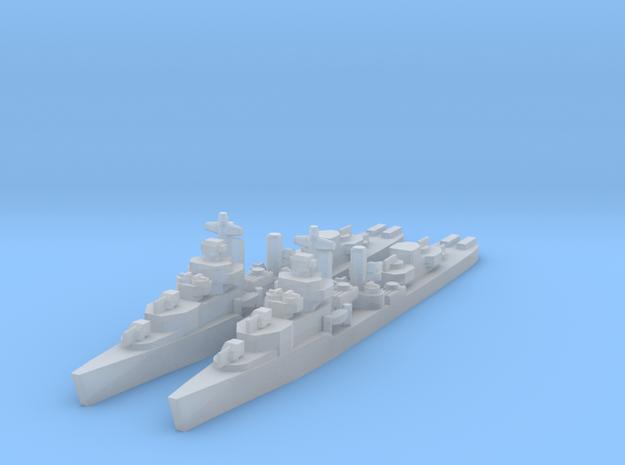 Mahan class destroyer 1/4800 x2