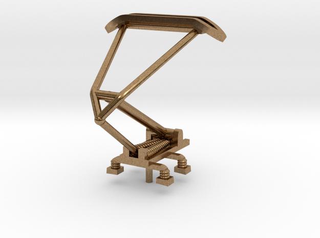 Single Arm Pantograph for Light Rail Vehicles