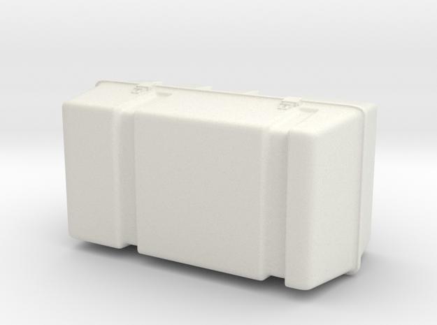 Sulaco Cargo 1:18 in White Natural Versatile Plastic