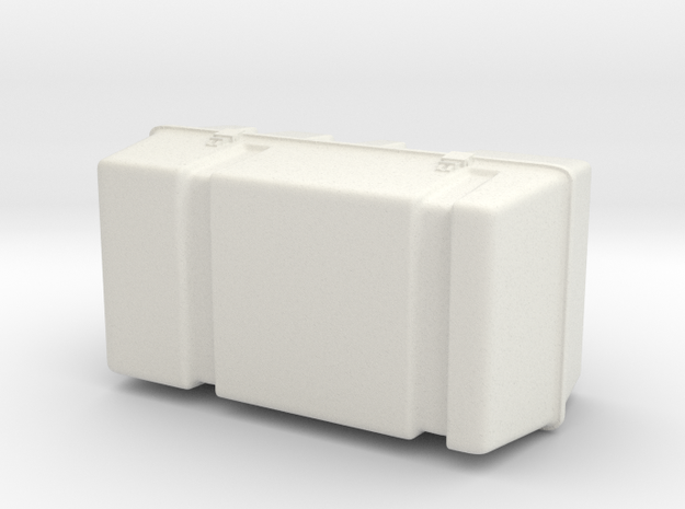 Sulaco Cargo 1:10 in White Natural Versatile Plastic