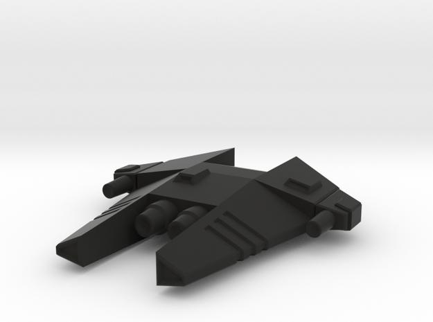 Talon  in Black Natural Versatile Plastic