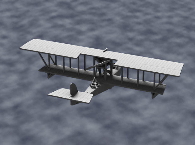 Donnet-Denhaut D.D.8 Flying Boat (Three-Seater)