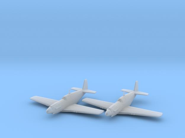 North American A-36 'Apache' 1/200 x2 FUD in Smooth Fine Detail Plastic