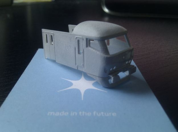 ICR Bds (kop / 1:160) in Smooth Fine Detail Plastic