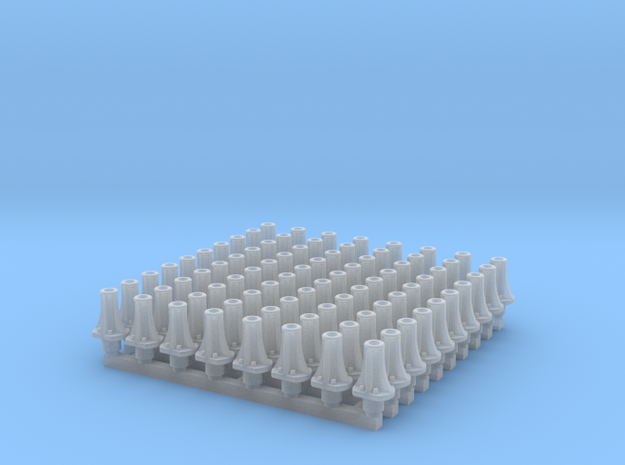 RCH Fitted Buffer * 80 in Smooth Fine Detail Plastic