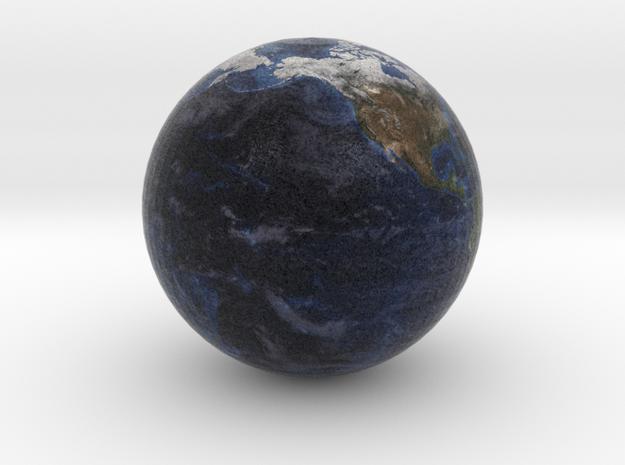 Earth in Full Color Sandstone