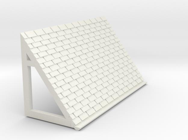 Z-152-lr-rend-l2r-level-roof-nc-lj in White Natural Versatile Plastic