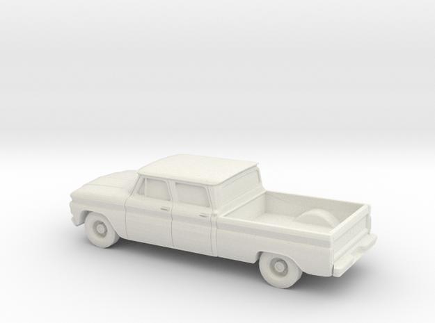 1/87 1966 Chevrolet C10 Crew Cab