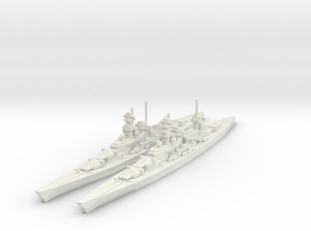 Scharnhorst and Gneisenau 1/2400