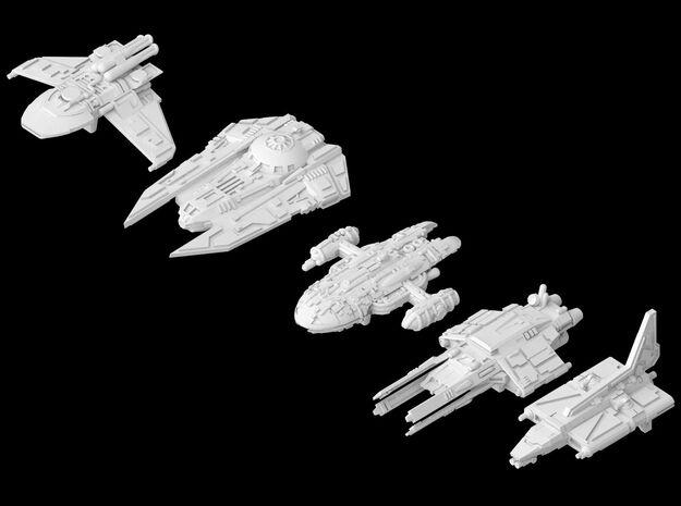 (Armada) Galaxies Gunships