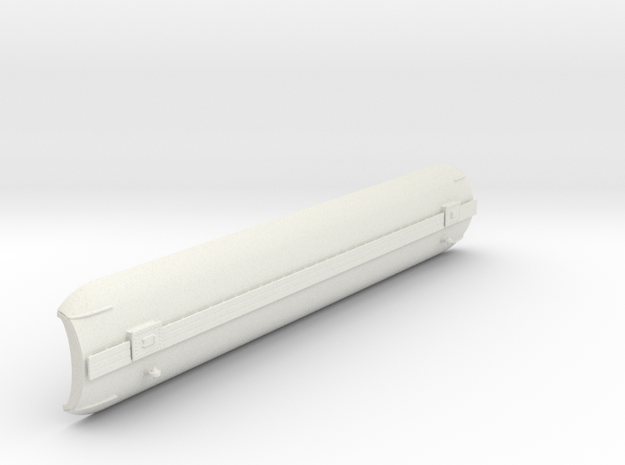 Verderón 3ª Sin Linternon Con Pasarela Con Complem in White Strong & Flexible
